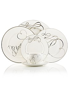 Mikasa Love Story Dinnerware Collection
