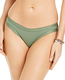 Juniors' Ibiza Audrey Low-Rise Bikini Bottoms