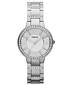 Women's Virginia Stainless Steel Bracelet Watch 30mm ES3282