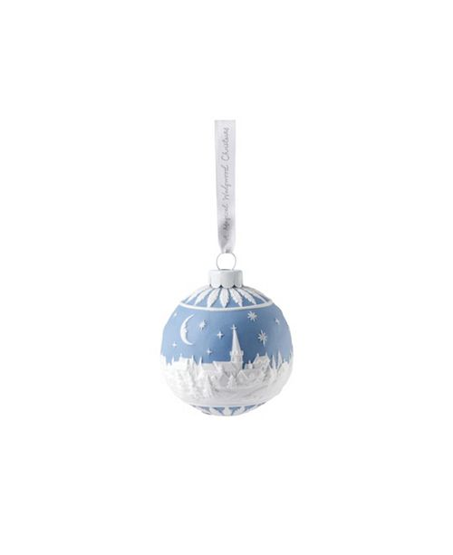 Wedgwood The Christmas Sky at Night  Ornament