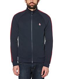 Men's Striped Track Jacket