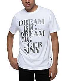 Men's Dream Bigger Graphic T-Shirt