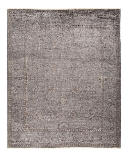 "Timeless Rug Designs CLOSEOUT! One of a Kind OOAK759 Mist 8'3"" x 9'9"" Area Rug"