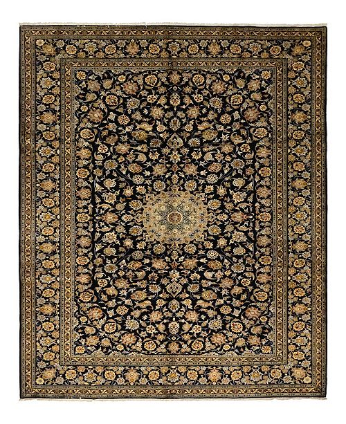 "Timeless Rug Designs CLOSEOUT! One of a Kind OOAK1514 Onyx 10' x 13'9"" Area Rug"