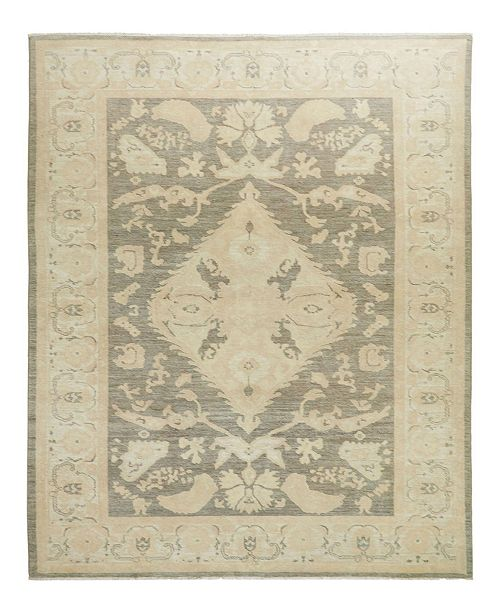 """Timeless Rug Designs CLOSEOUT! One of a Kind OOAK1608 Mist 5'10"""" x 8'8"""" Area Rug"""