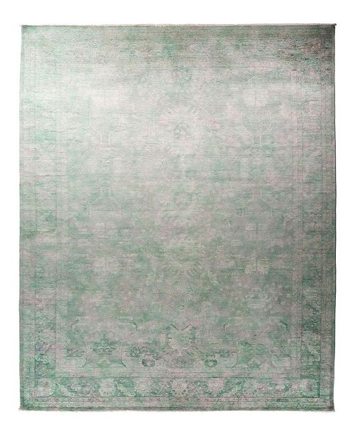 """Timeless Rug Designs CLOSEOUT! One of a Kind OOAK1892 Mint 10'1"""" x 14'1"""" Area Rug"""