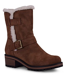 Woodland Ankle Bootie