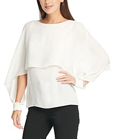 Cape-Style Top