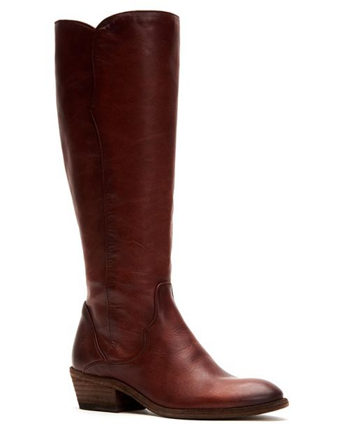 Frye Carson Piping Tall Boots