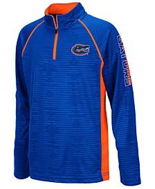 Big Boys Florida Gators Quarter-Zip Pullover