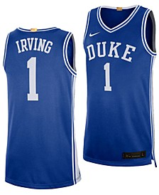 Men's Kyrie Irving Duke Blue Devils Limited Basketball Player Jersey