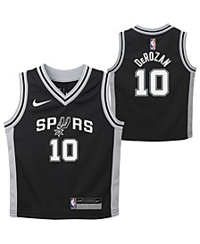 Little Boys Demar DeRozan San Antonio Spurs Icon Replica Jersey