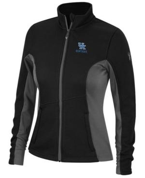 Spyder Women's Kentucky Wildcats Constant Full-Zip Sweater Jacket