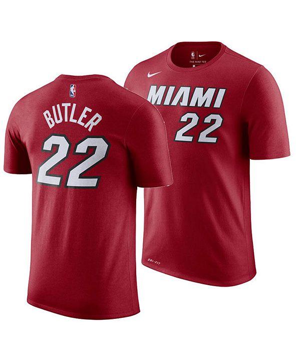 Nike Men's Jimmy Butler Miami Heat Statement Player T-shirt