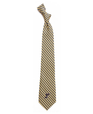 St. Louis Blues Poly Gingham Tie