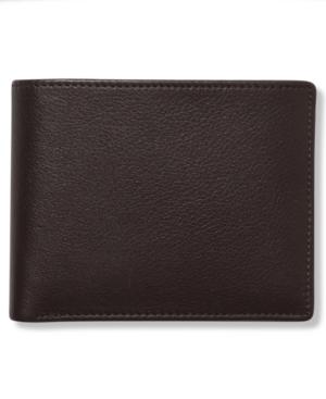 Perry Ellis Men's Leather...
