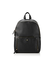 Personalized Vegan Leather Backpack