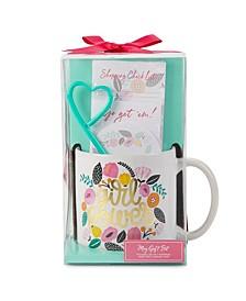 Ceramic Mug & Stationary Gift Set