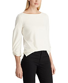 3/4- Sleeve Top