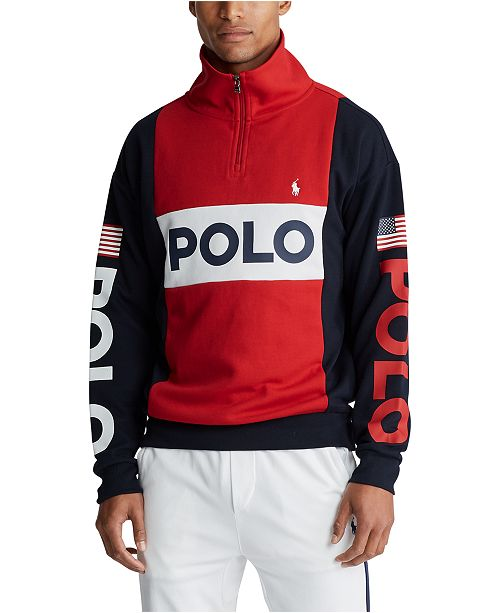 Polo Ralph Lauren Men's Logo Pullover