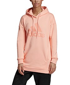 Women's Logo Relaxed Fleece Hoodie