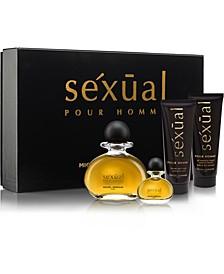 Men's 4-Pc. sexual pour homme Gift Set