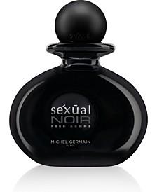 Men's sexual Noir Pour Homme Eau de Toilette Spray, 2.5 oz - A Macy's Exclusive