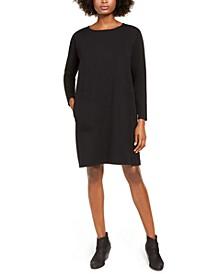 Round-Neck Dress