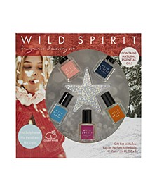 Wild Spirit Holiday Star Eau De Parfum Rollerballs, 5-PC Set