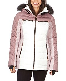 Women's Hooded Active Quilt