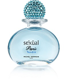 Lady's Sexual Paris Tendre Eau de Parfum Spray, 2.5 oz.