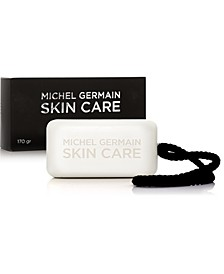 Receive a Free Soap On A Rope with any small or large bottle purchase from the Men's fragrance collection