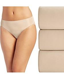 Women's 3-Pk. No Panty Line Promise® Bikini Underwear 1770