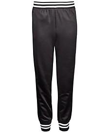 Big Boys Stripe-Trim Sweatpants, Created for Macy's