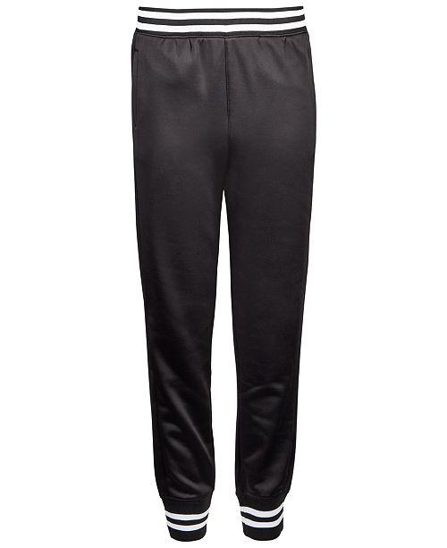 Ideology Big Boys Stripe-Trim Sweatpants, Created For Macy's