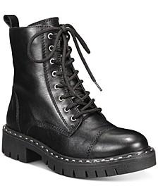 Gwemma Combat Boots