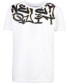 Big Boys Graphic-Print T-Shirt, Created For Macy's