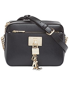 Elissa Leather Crossbody, Created for Macy's