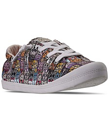 Women's BOBS Beach Bingo Kitty Cruiser BOBS for Dogs and Cats Casual Sneakers from Finish Line