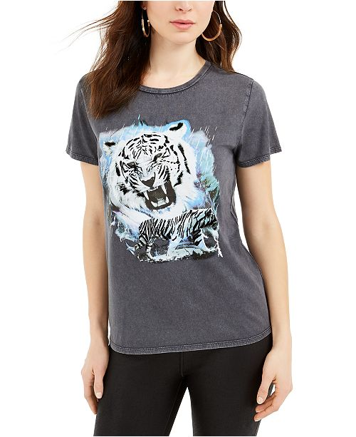 GUESS Tiger Dream Easy Fit T-Shirt