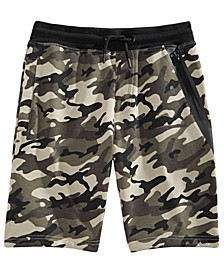 Big Boys Volt Fleece Shorts