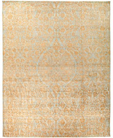 """CLOSEOUT! One of a Kind OOAK2788 Tangerine 11'10"""" x 15'2"""" Area Rug"""