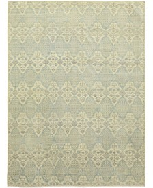 """CLOSEOUT! One of a Kind OOAK239 Ivory 9'1"""" x 12'2"""" Area Rug"""