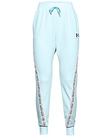 Big Girls Rival French Terry Jogger Pants