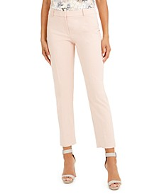 Petite Straight-Leg Dress Pants