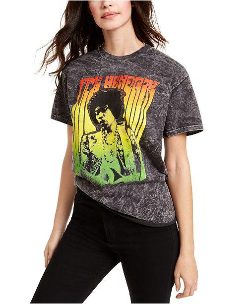True Vintage Jimi Hendrix Graphic T-Shirt