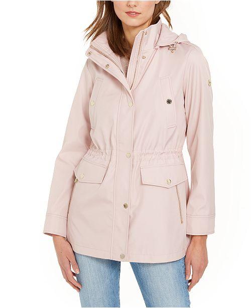 Michael Kors Hooded Anorak Jacket