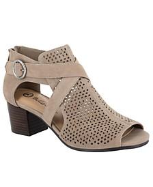 Delaney Block Heel Sandals