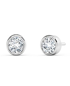 Tribute™ Collection Diamond (1/2 ct. t.w.) Studs in 18k Yellow, White and Rose Gold