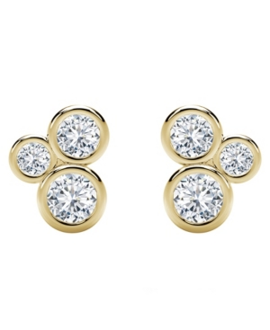 Forevermark Tribute Collection Diamond (1/2 ct. t.w.) Studs in 18k Yellow